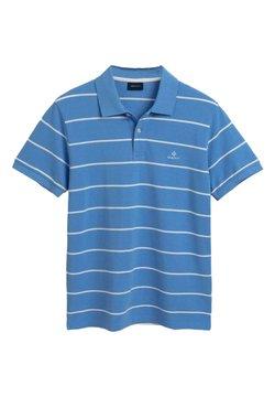 GANT - Poloshirt - pacific blue