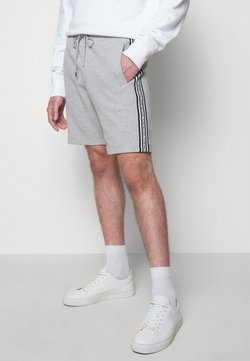 Michael Kors - BLOCKED LOGO  - Shorts - heather grey