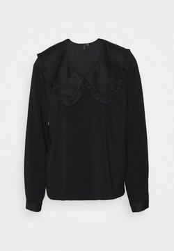 Vero Moda Tall - VMCALA COCO COLLAR - Blouse - black