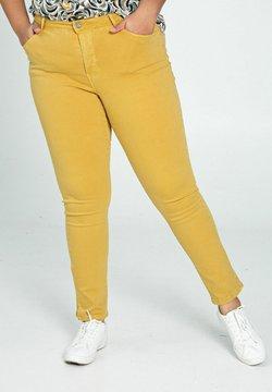Paprika - Pantalon classique - ocher