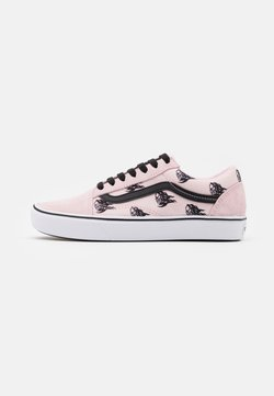 Vans - COMFYCUSH OLD SKOOL UNISEX - Sneaker low - blushing bride/black