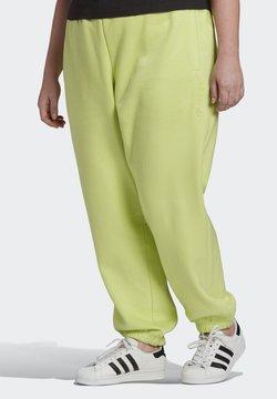 adidas Originals - Jogginghose - yellow
