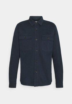 Lindbergh - OVERSHIRT  - Businesshemd - dark blue