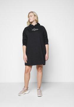 Nike Sportswear - DRESS - Freizeitkleid - black/sail
