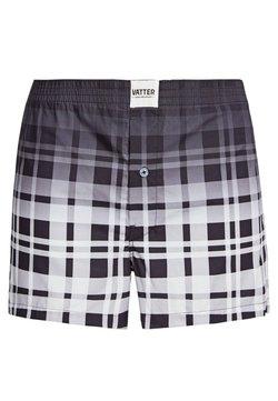 Vatter - LARRY - Boxershorts - black/white