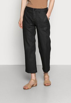 Opus - MELVIN - Jeans relaxed fit - black