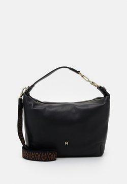 Aigner - Handtasche - schwarz