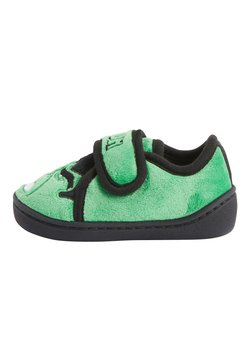Next - INCREDIBLE HULK  YOUNGER - Chaussons - green