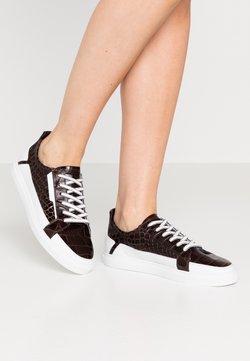 Kennel + Schmenger - BASE - Sneakers laag - braun/bianco