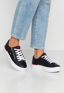 TOM TAILOR DENIM - Sneaker low - navy