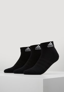 adidas Performance - CUSH ANK 3 PACK - Sportsocken - black