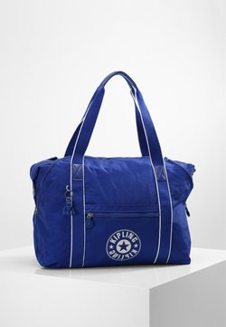 Kipling - ART M - Shopping bag - laser blue