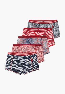 Claesen's - GIRLS BOXER  5 PACK  - Shorty - navy red