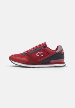 Champion - SHOE C.J. - Sneaker low - red