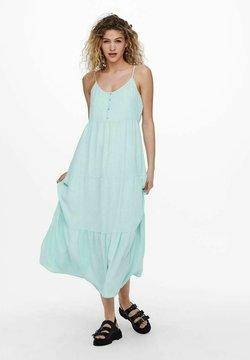 JDY - Maxiklänning - pastel turquoise