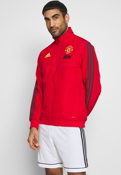 adidas Performance - MUFC PRE - Article de supporter - red