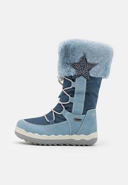 Primigi - Snowboot/Winterstiefel - cielo/jeans