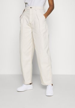 BDG Urban Outfitters - ERIN COCOON - Relaxed fit -farkut - ecru