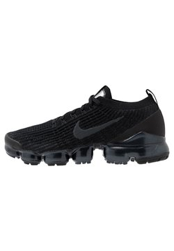 Nike Sportswear - AIR VAPORMAX FLYKNIT - Sneaker low - black/anthracite/white/metallic silver