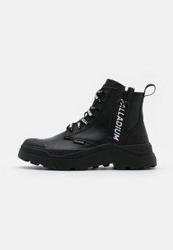Palladium - PALLAKIX ZIP - Sneaker high - black