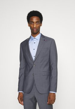 Tommy Hilfiger Tailored - FLEX SLIM FIT SUIT - Costume - grey