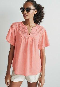 Next - T-Shirt print - coral