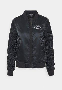 Von Dutch - SHILOH - Bomber Jacket - black