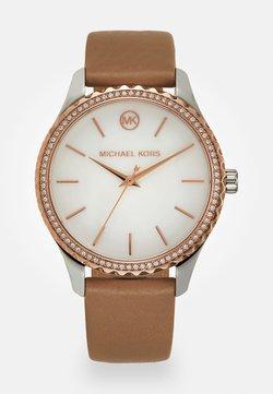 Michael Kors - LAYTON - Uhr - brown