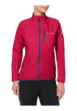 Vaude - DROP - Regenjas - cranberry