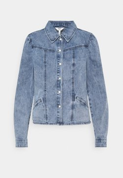 Object - OBJAYA - Overhemdblouse - light blue denim