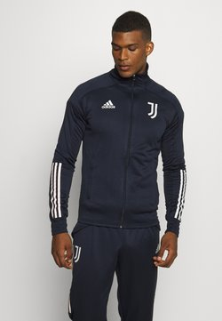 adidas Performance - JUVENTUS AEROREADY SPORTS FOOTBALL TRACKSUIT - Vereinsmannschaften - legink/orbgry