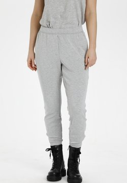 Denim Hunter - SWEAT - Jogginghose - titanium melange