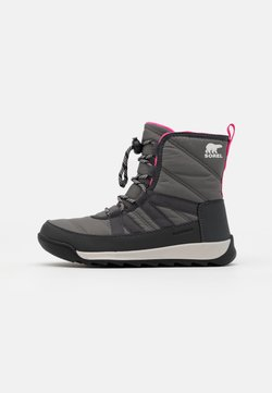 Sorel - YOUTH WHITNEY II SHORT UNISEX - Snowboots  - quarry