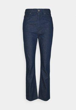 Levi's® - WLTRD 70S HIGH STRAIGHT - Straight leg jeans - botanic indigo