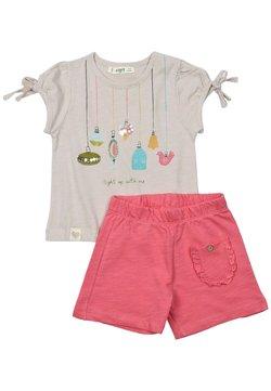 Cigit - SET - Shorts - beige