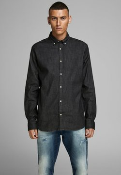 Jack & Jones - LEON - Koszula - black denim