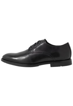 Clarks - RONNIE WALK - Business-Schnürer - black