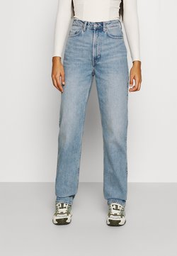 Weekday - ROWE WIN - Jeans straight leg - verona blue