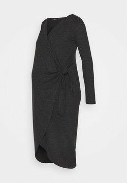 9Fashion - ADNARA - Sukienka z dżerseju - anthracite