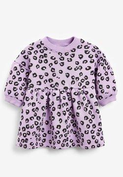Next - BALLOON SLEEVE - Vestido informal - lilac