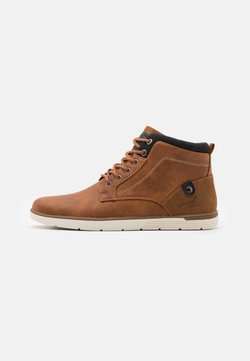 Pier One - Sneaker high - cognac