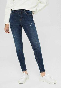 edc by Esprit - Jeans Slim Fit - blue dark washed