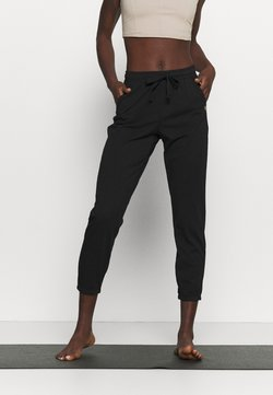 Deha - PANTS - Jogginghose - black