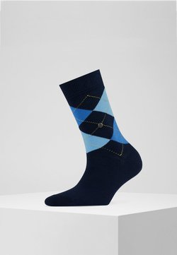 Burlington - QUEEN - Socken - dark blue