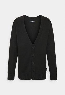 Zign - UNISEX - Cardigan - black
