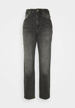 Pepe Jeans - RACHEL - Jeans baggy - black denim