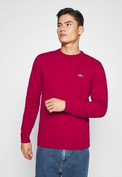 Lacoste - AH1988-00 - Pullover - bordeaux