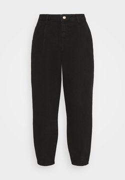 ONLY - ONLVERNA BALLOON - Relaxed fit jeans - black