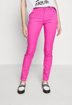 Emporio Armani - POCKETS PANT - Jeans Skinny Fit - rosa pop