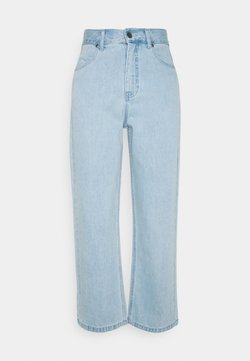 Afends - SHELBY - Jeansy Straight Leg - stone blue